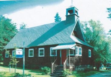 Boyntonville, Church of the Holy Name