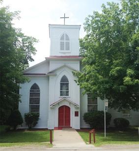 Morristown, Christ Church